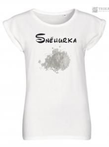 Tričko Sněhurka - dámské