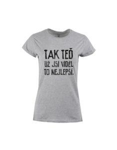 Tričko dámské To nejlepší