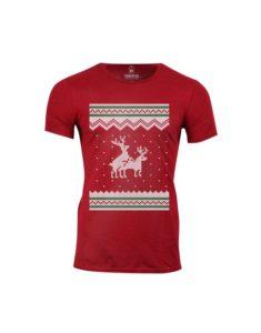 Tričko pánské Red Reindeers Gone Wild