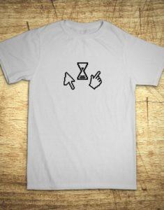 Tričko s motívom Icons