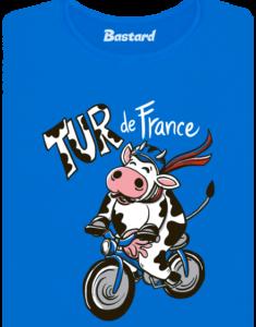 Tur de France dámské tričko