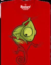 Zmizík červené pánské tričko