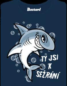 Žraločice dámské BIO tričko